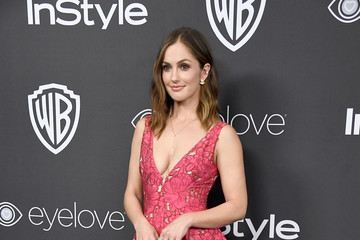 Minka Kelly Warner Bros. Pictures and InStyle Host 18th Annual Post-Golden Globes Party - Arrivals