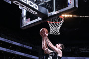 Tyler Zeller #44 of the Brooklyn Nets goes to the basket against the Minnesota Timberwolves on January 3, 2018 at Barclays Center in Brooklyn, New York. NOTE TO USER: User expressly acknowledges and agrees that, by downloading and or using this Photograph, user is consenting to the terms and conditions of the Getty Images License Agreement. Mandatory Copyright Notice: Copyright 2018 NBAE