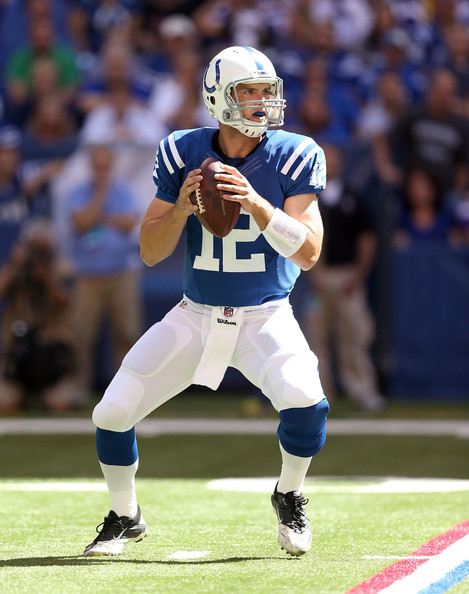 Indianapolis Colts Andrew Luck Wallpaper