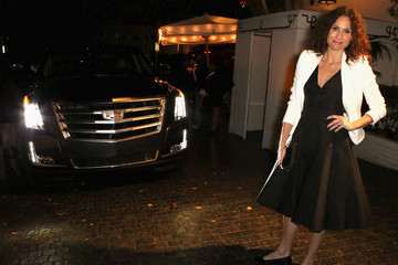 Minnie Driver W Magazine Celebrates The 'Best Performances' Portfolio And The Golden Globes With Cadillac And Dom Perignon