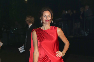 Minnie Driver Skyfall - Royal World Premiere - Afterparty Arrivals