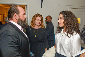"""Minnie Driver Premiere Of Warner Bros Pictures' """"Motherless Brooklyn"""" - After Party"""