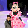 Minnie Mouse Disney On Ice Presents 'Dare To Dream' Celebrity Skating Party
