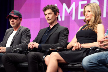 Mira Sorvino Summer TCA Tour: Day 2