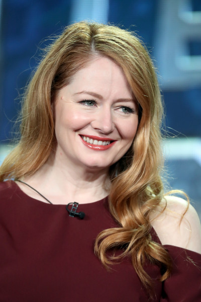 miranda otto photos photos 2017 winter tca tour day 7. Black Bedroom Furniture Sets. Home Design Ideas