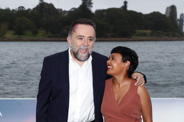 Miranda Tapsell Robert Connelly The Dry Sydney Premiere - Arrivals