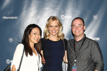 Mircea Monroe 'Sheraton Presents: Behind the Lens with SHOWTIME' Panel Discussion at the Sheraton Los Angeles Downtown Hotel