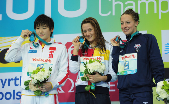 10th FINA World Swimming Championships (25m) - Day Four