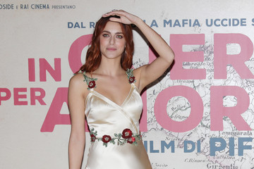 Miriam Leone 'In Guerra Per Amore' Red Carpet - 11th Rome Film Festival