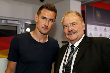 Miroslav Klose Club Of Former National Players Meeting