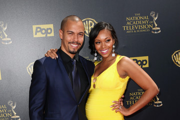 Mishael Morgan The 42nd Annual Daytime Emmy Awards - Arrivals