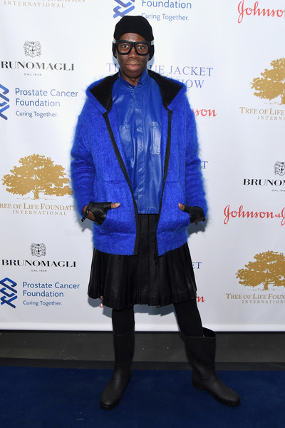 The Blue Jacket Fashion Show to Benefit the Prostate Cancer Foundation - Inside