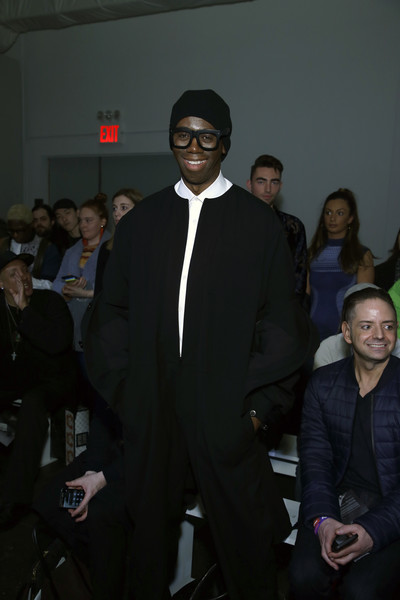 Hogan McLaughlin - Front Row - February 2019 - New York Fashion Week: The Shows