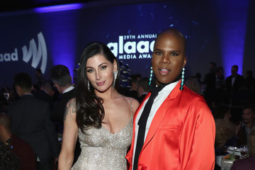 Miss Lawrence Ketel One Family-Made Vodka, a longstanding ally of the LGBTQ community, stands as a proud partner of GLAAD for the 29th Annual GLAAD Media Awards Los Angeles