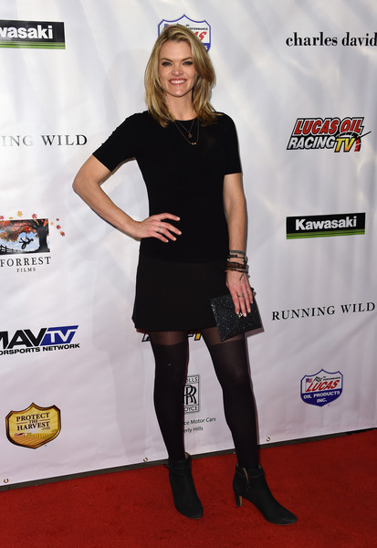 Premiere Of Sony Pictures Home Entertainment's 'Running Wild' - Arrivals