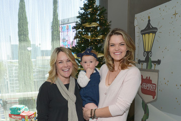 Missi Pyle 6th Annual Santa's Secret Workshop Benefitting L.A. Family Housing