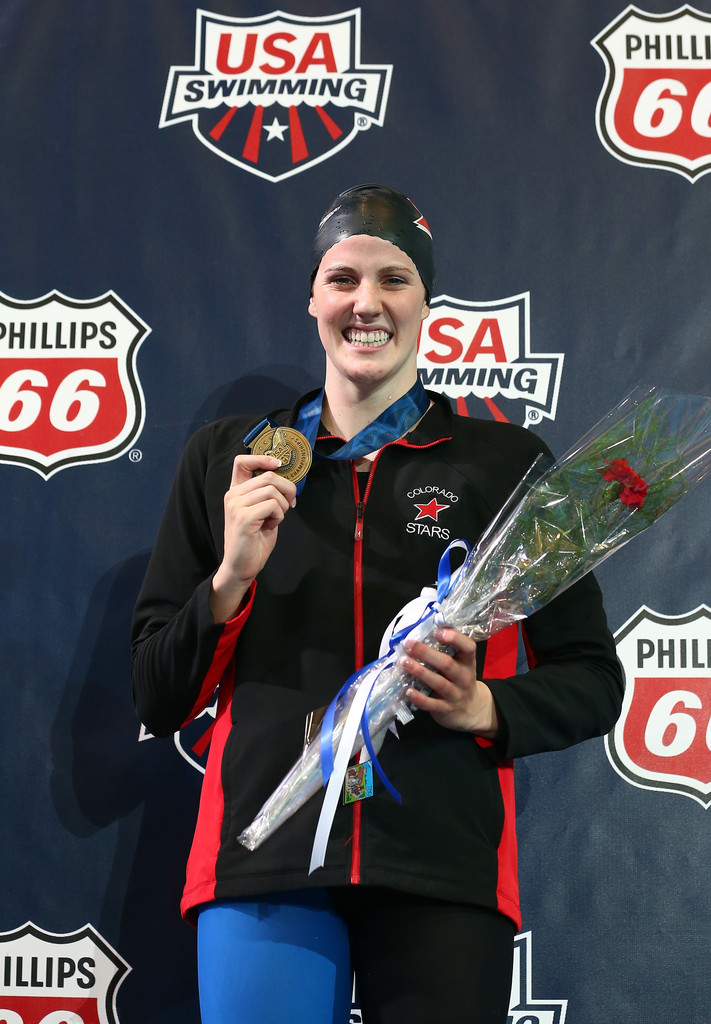 Missy Franklin - USA Swimming Championships and World Trials: Day 4