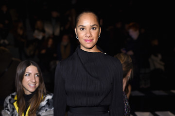 Misty Copeland Prabal Gurung - Front Row - February 2017 - New York Fashion Week: The Shows