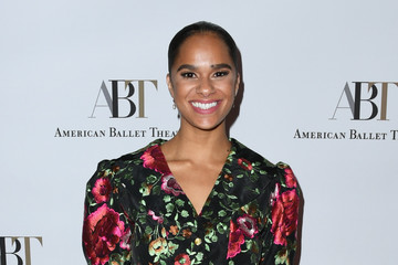 Misty Copeland American Ballet Theatre's Annual Holiday Benefit