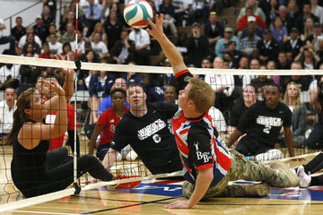 Misty May-Treanor Prince Harry Competes in the Warrior Games
