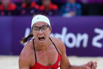 Misty May-Treanor Olympics - Highlights Day 11