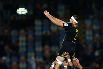 Mitchell Brown Super Rugby Rd 11 - Chiefs v Reds