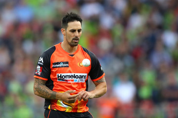 Mitchell Johnson BBL - Thunder v Scorchers