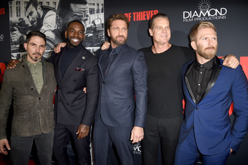 Mo McRae Premiere of STX Films' 'Den of Thieves' - Red Carpet