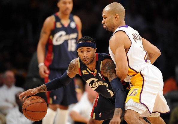 Cleveland Cavaliers v Los Angeles Lakers []