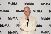 John Waters attends MoMA's The Contenders Screening of 30 Short Films in Celebration of The Strand 30th Anniversary at MoMA on November 25, 2019 in New York City.