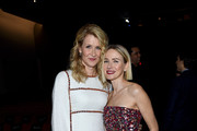 Laura Dern and Naomi Watts attend MoMA's Twelfth Annual Film Benefit Presented By CHANEL Honoring Laura Dern on November 12, 2019 in New York City.