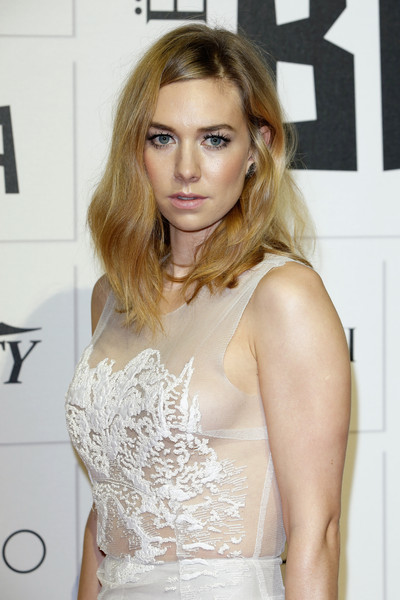 Vanessa Kirby in The Moet British Independent Film Awards ... Tobey Maguire
