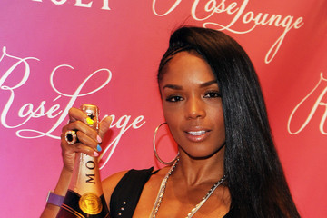 Rasheeda The Moet Rose Lounge Presents NE-YO's Champagne Life