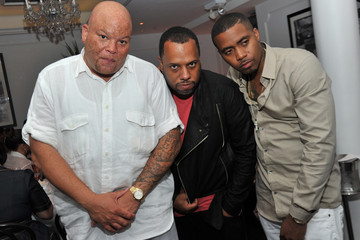 Shawn Pecas Moet Rose Lounge Presents Nas' Life Is Good