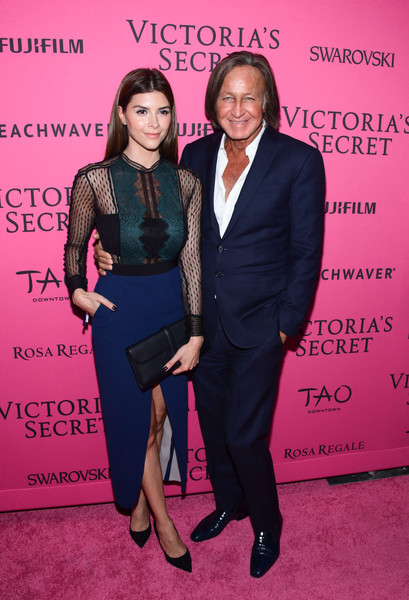 Mohamed Hadid And wife Shiva Safai