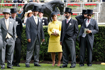 Mohammed bin Rashid Al Maktoum Royal Ascot 2015 - Racing, Day 2