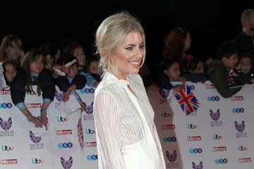Mollie King Pride Of Britain Awards - Red Carpet Arrivals