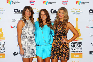 Mollie McClymont 42nd Country Music Awards Of Australia -  Tamworth