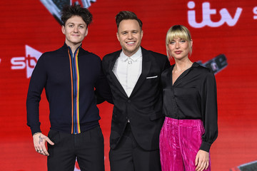 Molly Hocking Jimmy Balito 'The Voice UK' Final 2019 - Photocall