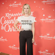 Molly McCook Los Angeles Special Screening Of Hallmark Channel's 'A Christmas Love Story'