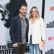 Molly McNearney Premiere Of Netflix's 'The Black Godfather'