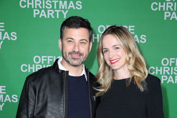 Molly McNearney Office Christmas Party LA Premiere