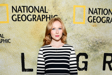 Molly Quinn Premiere Of National Geographic's 'The Long Road Home' - Red Carpet