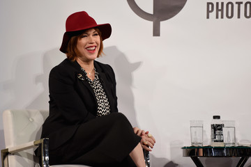 Molly Ringwald ICP Spotlights Luncheon Honoring Photography/Filmmaker Laurie Simmons