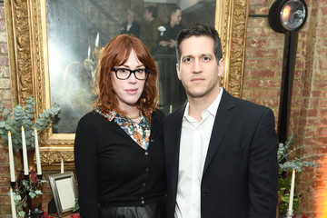 Molly Ringwald Panio Gianopoulos 'I Am The Night' New York Premiere After Party