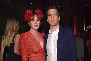 Molly Ringwald Panio Gianopoulos The Hatter's Mad Tea Party: 2018 Moth Ball