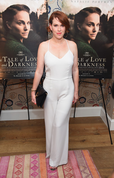 'A Tale of Love & Darkness' New York Premiere - Arrivals