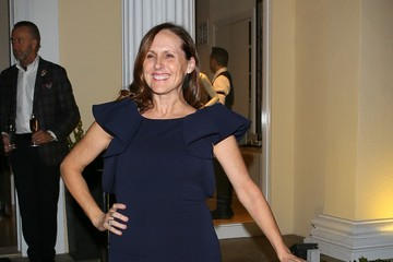 Molly Shannon Badgley Mischka Los Angeles Flagship Store Opening