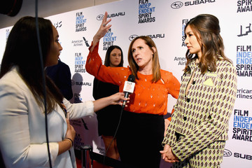 Molly Shannon 2019 Film Independent Spirit Awards Nomination Press Conference