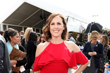 Molly Shannon FIJI Water at the 32nd Annual Film Independent Spirit Awards
